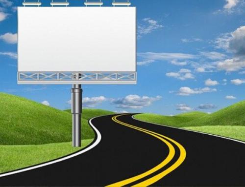 ¿Cómo pueden usar publicidad en exteriores las agencias de coches?